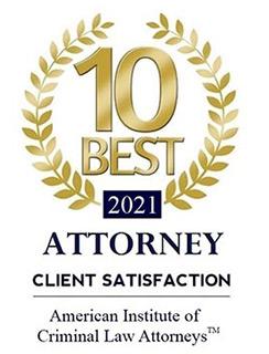 10 Best Attorney - Client Satisfaction