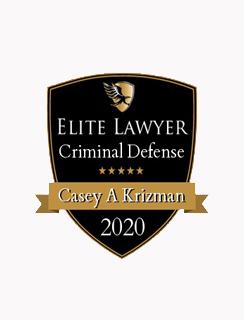 Elite Lawyer Criminal Defense Casey Krizman