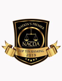 Nation's Premier NACDA Top Ten Ranking